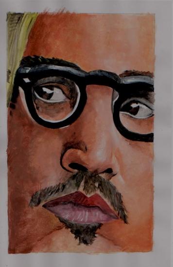 Johnny Depp by artisticheather